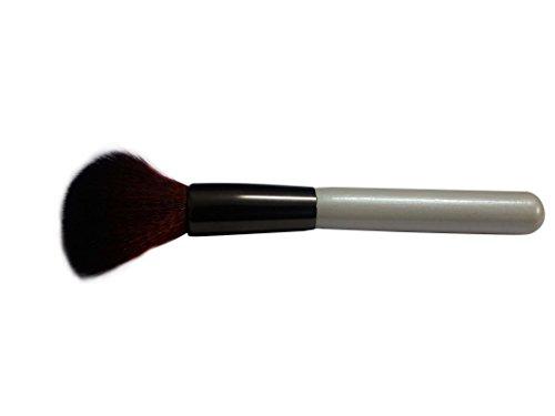 FOK Professional Quality Single Powder/Blush Brush Synthetic Hair Beauty Blender Cosmetic Tool-18 x 6 x 2.5 cms