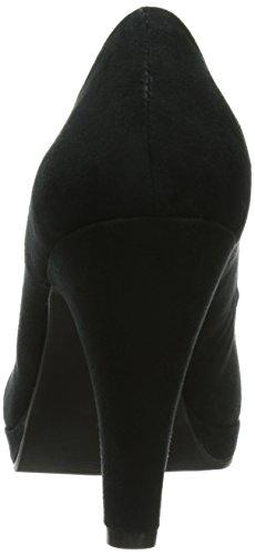 Marco Tozzi 22441, Escarpins femme Noir (Black)