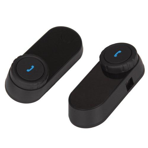 Buyee® 2*Motorrad Bluetooth Gegensprechanlage 800m Sprechanlage Helm Intercom Headset