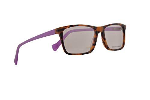 Lucky Brand D204 Eyeglasses 56-16-145 Tortoise w/Demo Clear Lens D 204