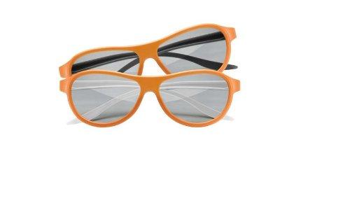 LG AG-F310DP 3D-Brille für Cinema 3D (Dual Play) (3d-brille Lg)