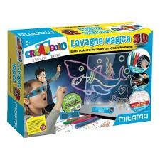 Mitama Lavagna Neon 3D