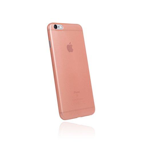 hardwrk Ultra-Slim Case für Apple iPhone 6 Plus und 6s Plus - roségold - ultradünne Schutzhülle Handyhülle Cover Hülle in rosé Gold