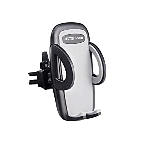 Portronics CLAMP X POR-926 Car-Vent Mobile Holder (Black)