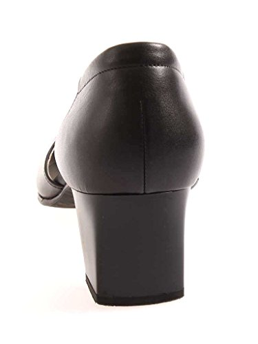 Gabor Damenschuhe Pumps Leder Lederpumps Damen Riemchenpumps 7919 Schwarz