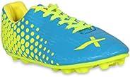 Vector X Volt, Men's Soccer Shoes, Green, 6 UK (40