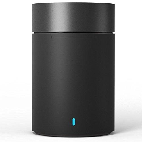 Xiaomi Mi Bluetooth Lautsprecher Box Mini Lautsprecher, kabellos, tragbar auf Sich selbst-Subwoofer (Auto (schwarz)