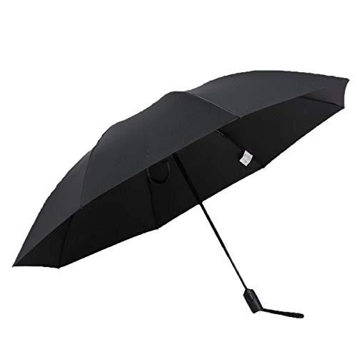 GONGFF Umbrella Reverse Taschenschirm Automatic Umbrella Männlich Auto Anti-Wind-Regenschirm Weiblich Sonnenschutz Regen Dual-Use Double Car Umbrella