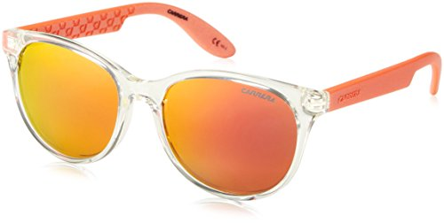 Carrera Junior Unisex-Kinder CARRERINO 12 ZP MCB Sonnenbrille, Cry SLD Orng/Marl Orange, 49
