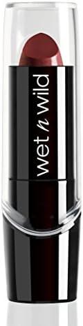 Wet N Wild Silk Finish Lipstick - 3.6 G, 536A Dark Wine