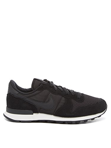 Nike Internationalist Se, Scarpe da Ginnastica Uomo Nero (Blackblacksail 002)