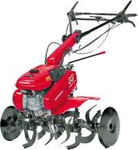 Motozappa honda 4 tempi benzina 163cc - F 560k5 GE