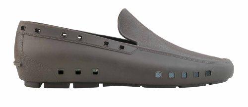 Moc Man-Chaussure professionnelle WOCK-Stérilisable; Antistatique; Antidérapante; Absorption des chocs Marron