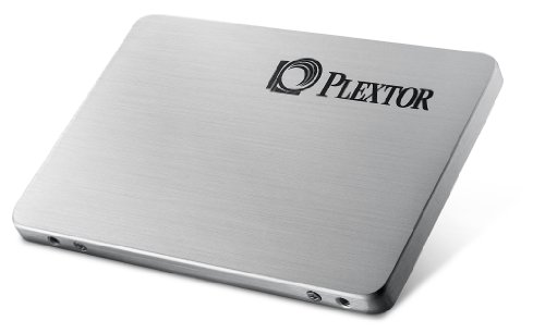 Plextor PX-128M5P interne SSD-Festplatte 128GB (6,4 cm (2,5 Zoll), SATA III) silber