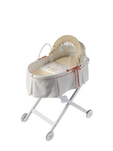 Naf Naf 30132 Babytragekorb Und Struktur Des Holzes Design Cuak, 50%  Baumwolle 50