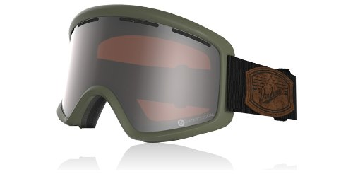 Beefy Goggle olive s.i.n persimmon chrom Größe: One Size
