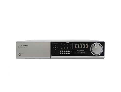 GEN25 - GENIE HDVRQ8 8 Kanal 2 TB PENTAPLEX HD-SDI CCTV DVR VIDEO RECORDER 120FPS HD 1080 P H, 264 DC12V mit Fernbedienung & Maus