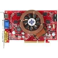 MSI NX7600GS Carte graphique nVidia AGP 8X DDR2 512 Mo