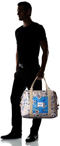 Herschel Supply Co. Strand Duffle Bag, Eclipse Crosshatch (schwarz) - 10022-01335-OS Duck Camo/Paradise