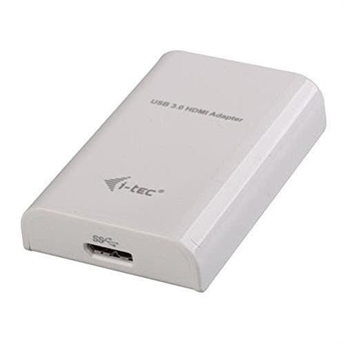 i-tec USB 3.0 Display Video Adapter Advance HDMI, Full HD+ 2048x1152, Externe Grafikkarte