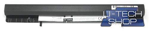 Li-Tech Batterie Passend für IBM Lenovo Idea Pad Flex 15D 4 Zellen Schwarz Computer 32Wh