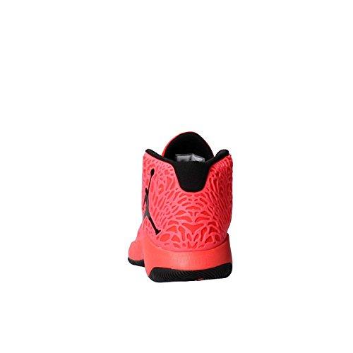 Nike Men 834268-600 Sneakers Da Basket Rosse