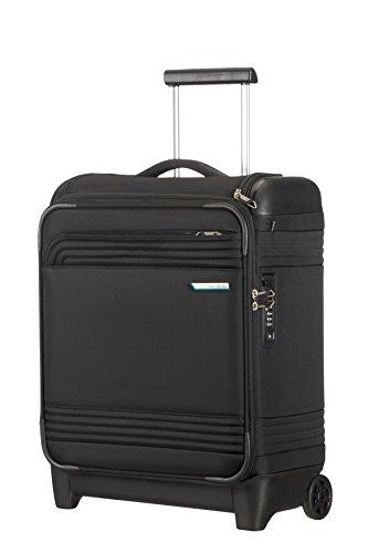 Samsonite Smarttop Upright 50/18 Equipaje de Mano, 50 cm, 34 L, Color Negro