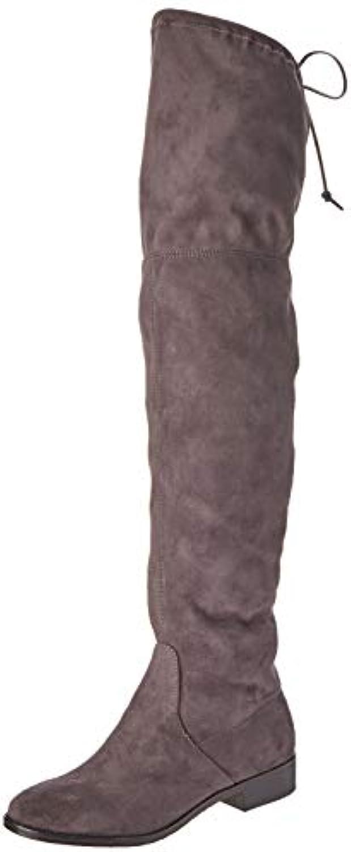 Steve Madden Madden Madden FootwearOdina Overknee - Stivali Donna, Coloreee Grigio (grigio), Taglia 36.5 EU … | Superficie facile da pulire  aa0cab
