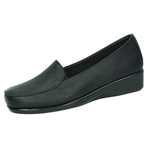 48 HORAS 910301/01 Mocasines Piel 48 HR Mujer Zapatos