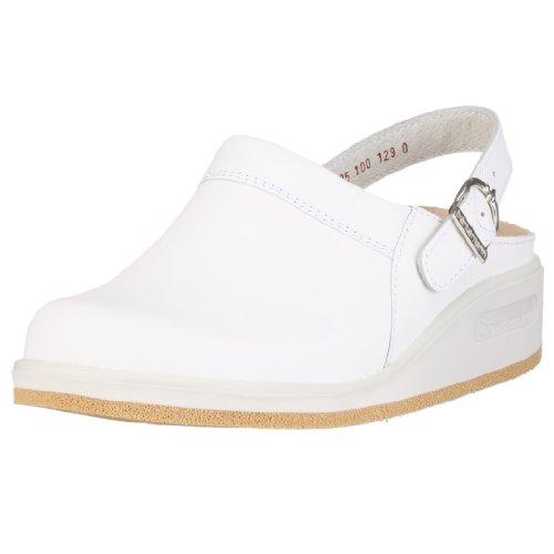 Berkemann Aqua-Pro Sando 09105, Chaussures femme blanc (blanc)