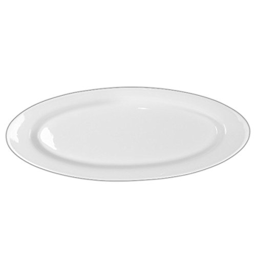 Holst Porzellan VLP 140 Platte oval 40 x 16 cm