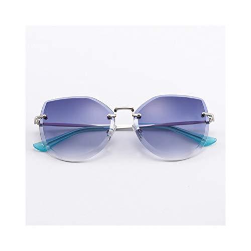 Sportbrillen, Angeln Golfbrille,NEW Metal Women Sun Glasses HD Uv400 Colored Designer Clear Candy Fashion Vintage Retro Sunglasses #S31158 C21