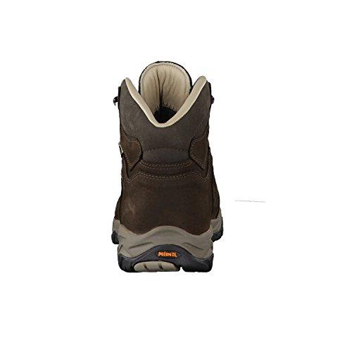 Meindl Ohio 2 GTX, Chaussures de Randonnée Hautes Homme Marron (Mahagoni 39)