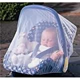 Universal Mosquito Net -- For Prams & Pushchairs -- One Size fits Most