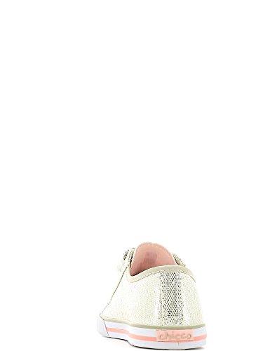 Chicco , Mädchen Sneaker Argento