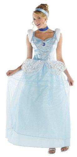 Cinderella Deluxe Adult 22-24