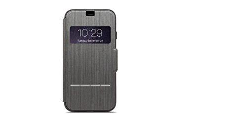 Moshi Sense Cover Etui avec rabat pour iPhone 7 Noir