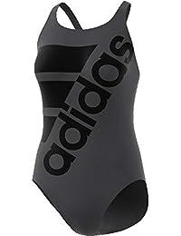 adidas Performance FIT legink black Costumi Abbigliamento