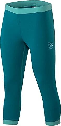 Mammut Damen Outdoor Hose Sunridge IS 3/4 Pants Women Blau
