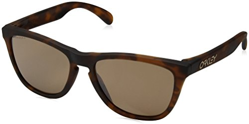 Ray-Ban Herren 0OO9013 Sonnenbrille, Blau (Matte Tortoise), 54
