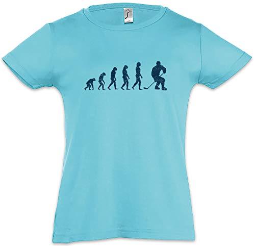 Eishockey Evolution Mädchen Kinder Kids T-Shirt -
