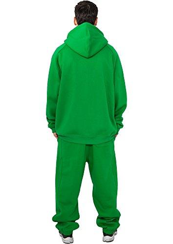 Urban Classics Herren Jogginganzug Blank Suit c.green