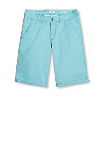 edc by ESPRIT Herren Shorts Blau (Light Turquoise 480)