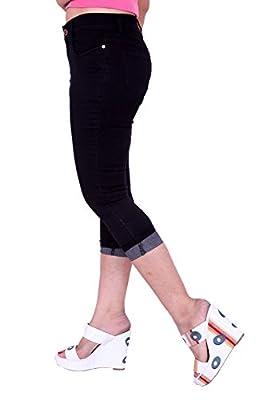 FCK-3 Women's High Waist Capree