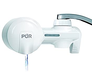 Pur Pfm150w White Basic Faucet Mount Filtration System By Pur 0