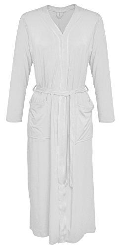 dkaren-viki-morgenmantel-weich-bequem-robe-nachtwasche-bademantel-kimono-schlafanzug-ekri-small