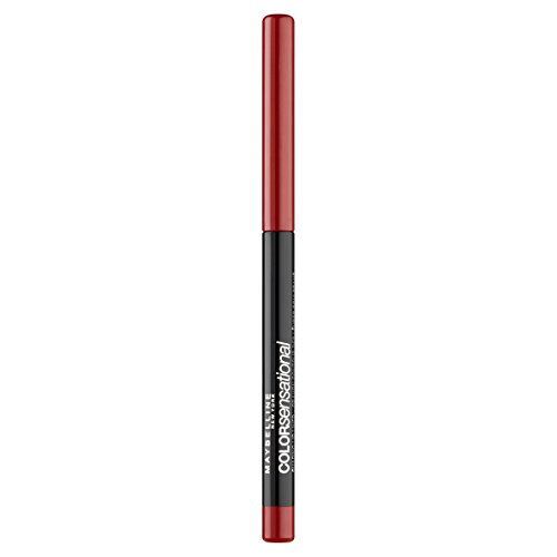 Maybelline Color Sensational Shaping Lipliner, Nr. 90 brick red, Lippenkonturenstift, bringt die...