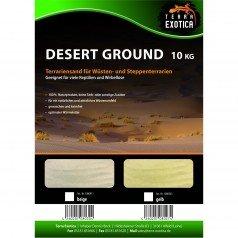 """Terrariensand \""""Desert Ground\"""" beige, 10Kg Terrarium Sand"""