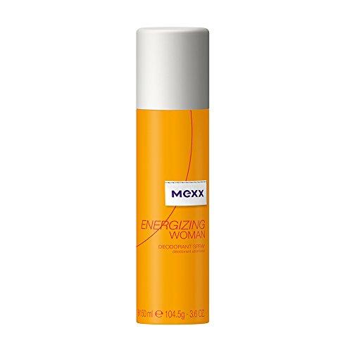 Preisvergleich Produktbild Mexx Energizing Woman Deodorant Spray, 150 ml