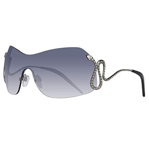 Roberto Cavalli Damen RC896S 14C 00 Sonnenbrille, Silber, 155